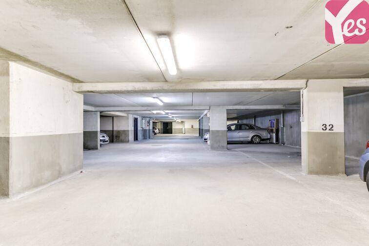 Parking Mairie de Choisy-le-Roi box