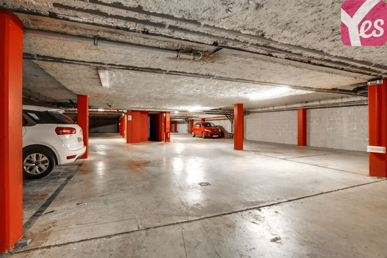 Parking Quai des Marques - Bordeaux souterrain