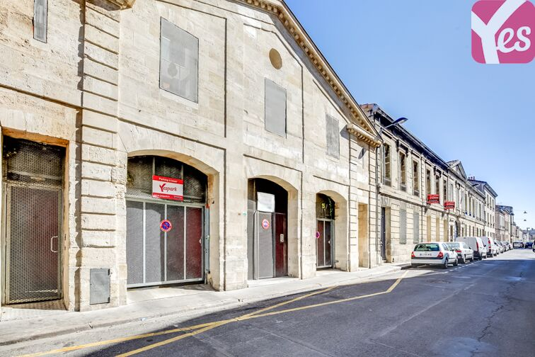location parking Quai des Marques - Bordeaux