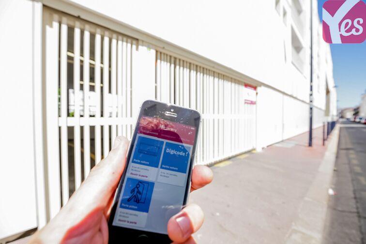 Parking Quai Sainte-Croix - Bordeaux location mensuelle