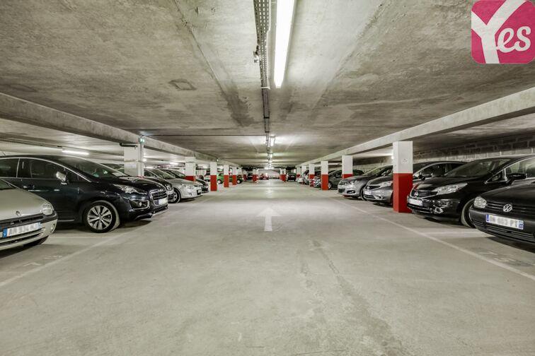 Parking Quai Sainte-Croix - Bordeaux gardien