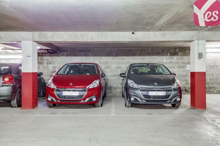 Parking Quai Sainte-Croix - Bordeaux 6 rue Jean Descas