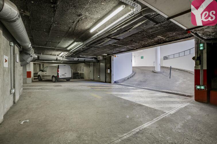 location parking garage chartrons rue binaud bordeaux yespark. Black Bedroom Furniture Sets. Home Design Ideas