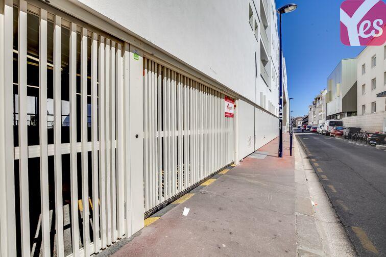 Parking Quai Sainte-Croix - Bordeaux 33800