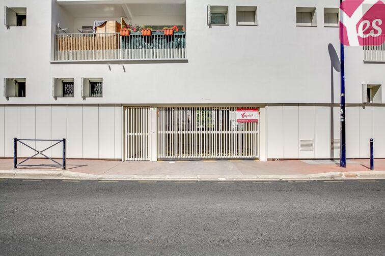 Parking Quai Sainte-Croix - Bordeaux box