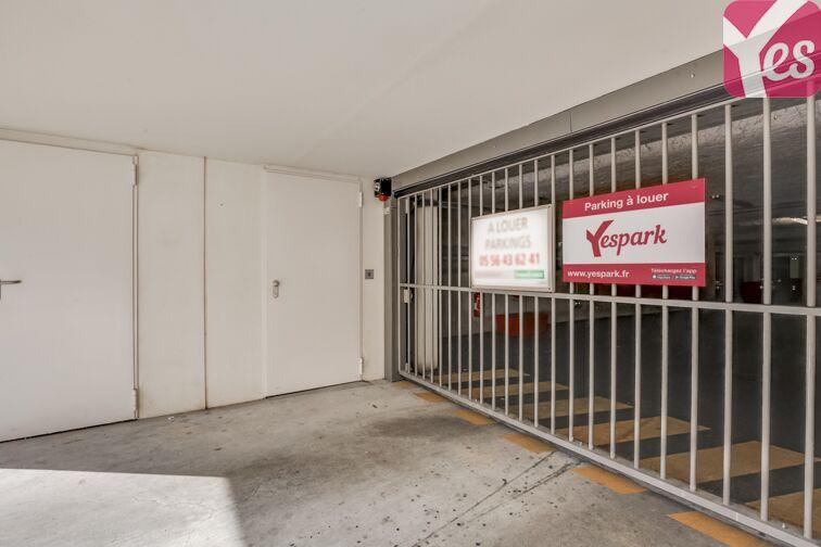 Parking Stade Jacques Chaban-Delmas - Bordeaux en location