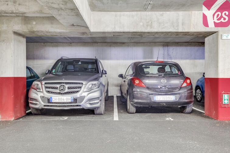 Parking Stade Jacques Chaban-Delmas - Bordeaux avis