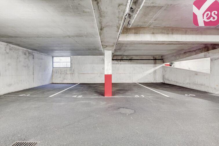 Parking Stade Jacques Chaban-Delmas - Bordeaux sécurisé
