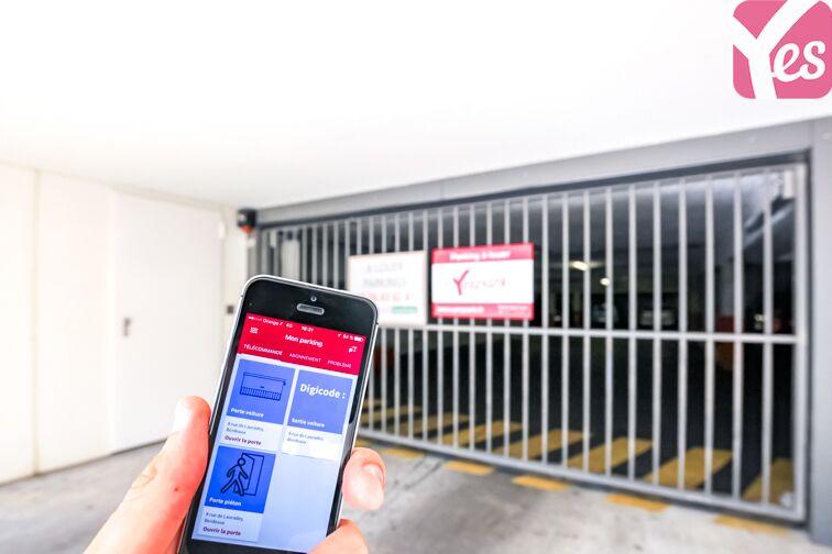 Parking Stade Jacques Chaban-Delmas - Bordeaux souterrain