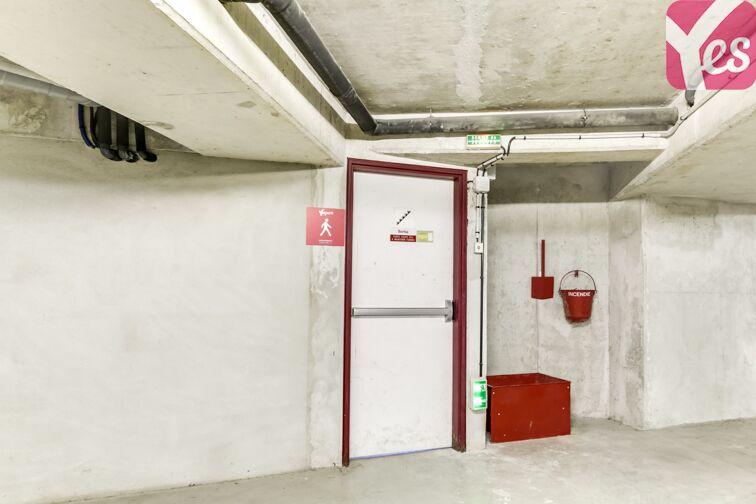 Parking Université Paris-Est Marne-la-Vallée - Champs-sur-Marne garage
