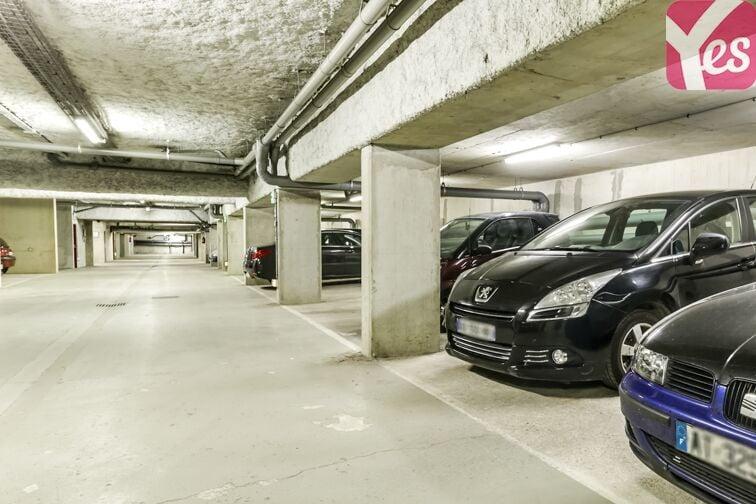 Parking Université Paris-Est Marne-la-Vallée - Champs-sur-Marne sécurisé