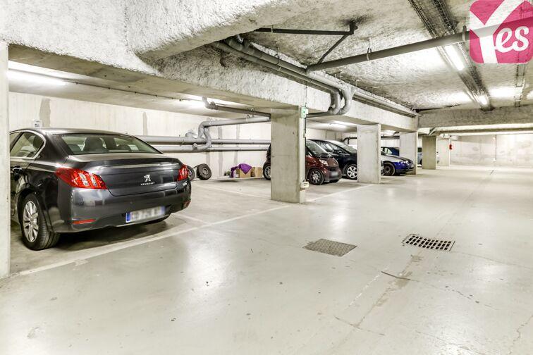 Parking Université Paris-Est Marne-la-Vallée - Champs-sur-Marne avis