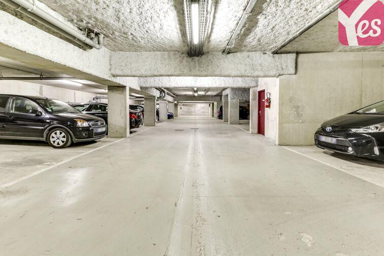 Parking Université Paris-Est Marne-la-Vallée - Champs-sur-Marne 24/24 7/7