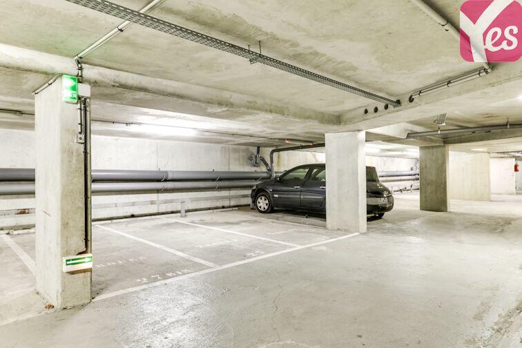 Parking Université Paris-Est Marne-la-Vallée - Champs-sur-Marne pas cher