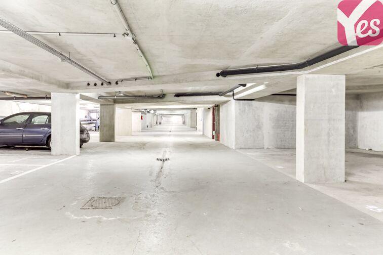 Parking Université Paris-Est Marne-la-Vallée - Champs-sur-Marne gardien