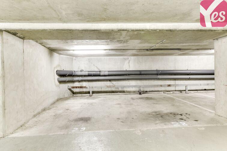 Parking Université Paris-Est Marne-la-Vallée - Champs-sur-Marne souterrain