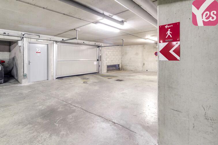 Parking Rue Eiffel - Saint-Denis gardien