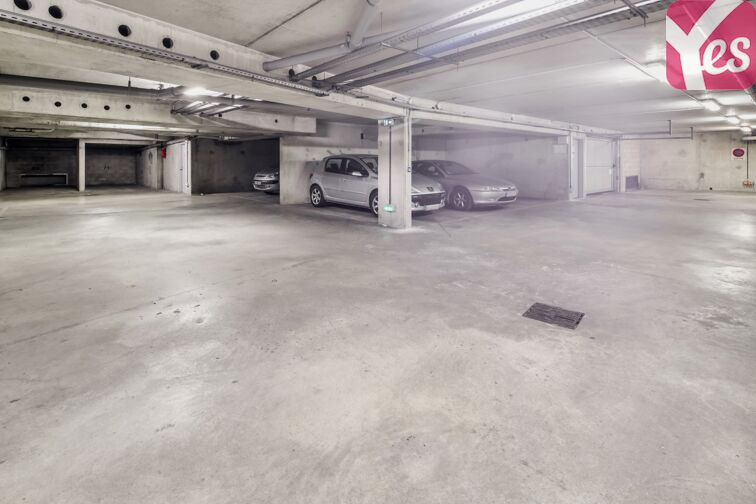 Parking Rue Eiffel - Saint-Denis en location