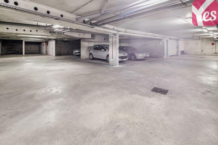 Parking Rue Eiffel - Saint-Denis 24/24 7/7