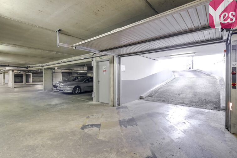 Parking Rue Eiffel - Saint-Denis 24/24 7/7