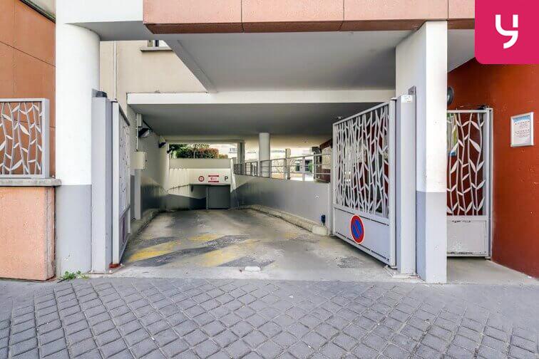 Parking Rue Eiffel - Saint-Denis sécurisé