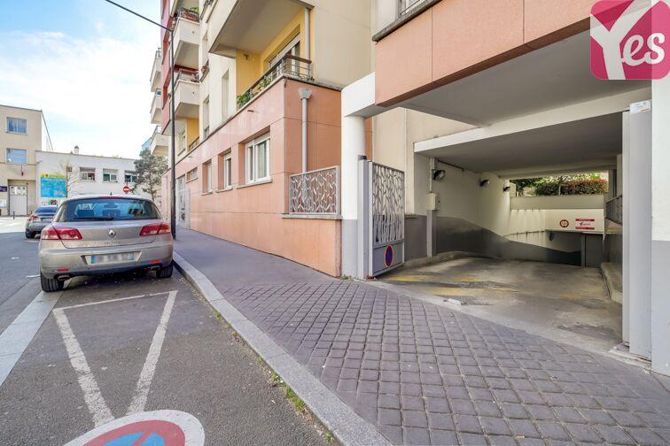 Parking Rue Eiffel - Saint-Denis location mensuelle