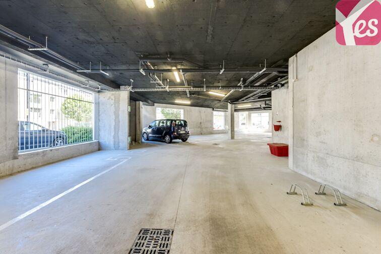 Parking Croix Bonneau - Nantes 64 boulevard Jean Moulin