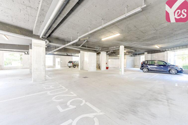 Parking Croix Bonneau - Nantes 44100