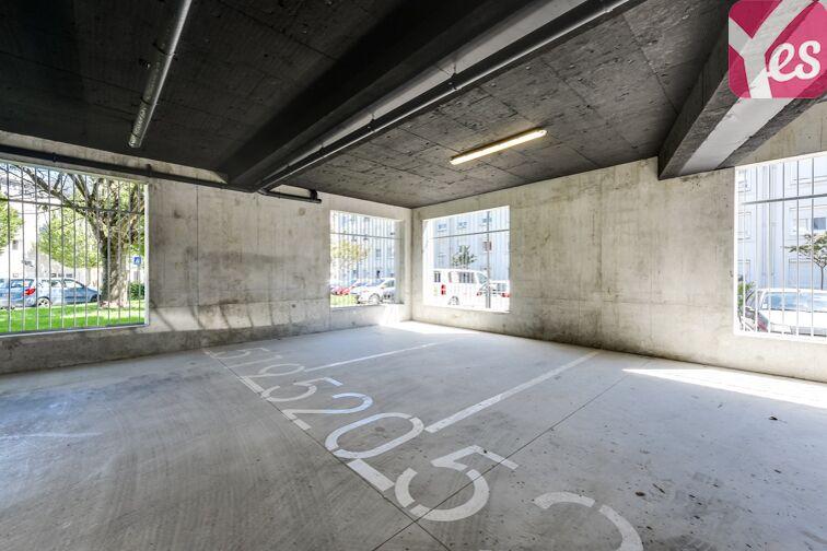 Parking Croix Bonneau - Nantes garage