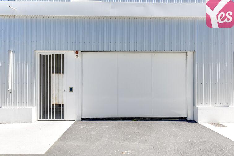 Parking Croix Bonneau - Nantes sécurisé