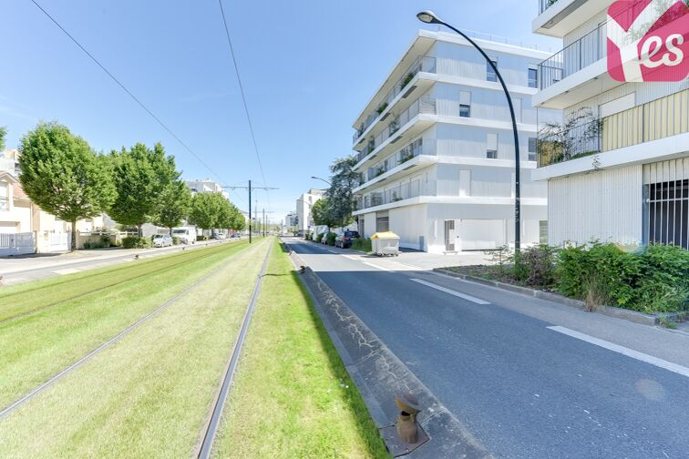 Parking Croix Bonneau - Nantes location mensuelle