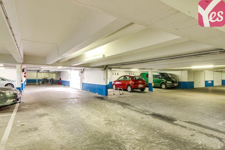 Parking Stade de Colombes 92700
