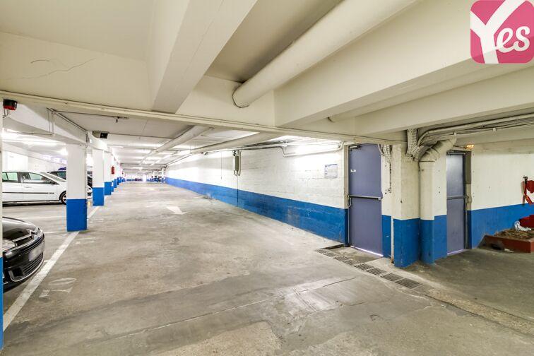 Parking Stade de Colombes location