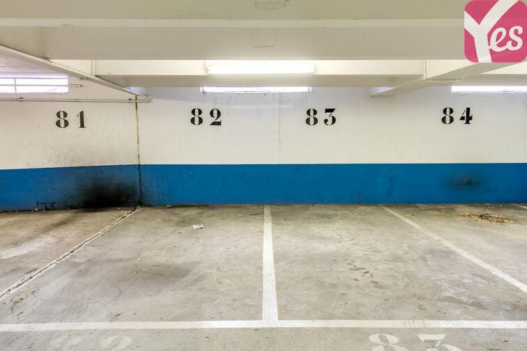Parking Stade de Colombes 24/24 7/7