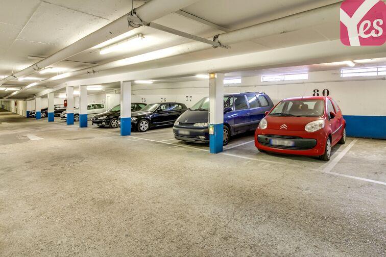 Parking Stade de Colombes à louer