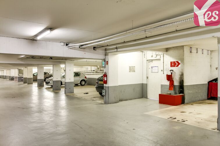 Parking Gare du stade - Colombes 92700