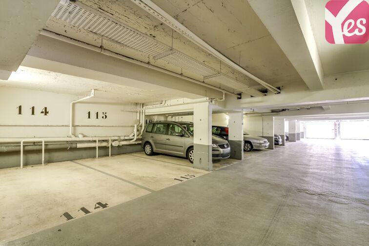 Parking Gare du stade - Colombes garage