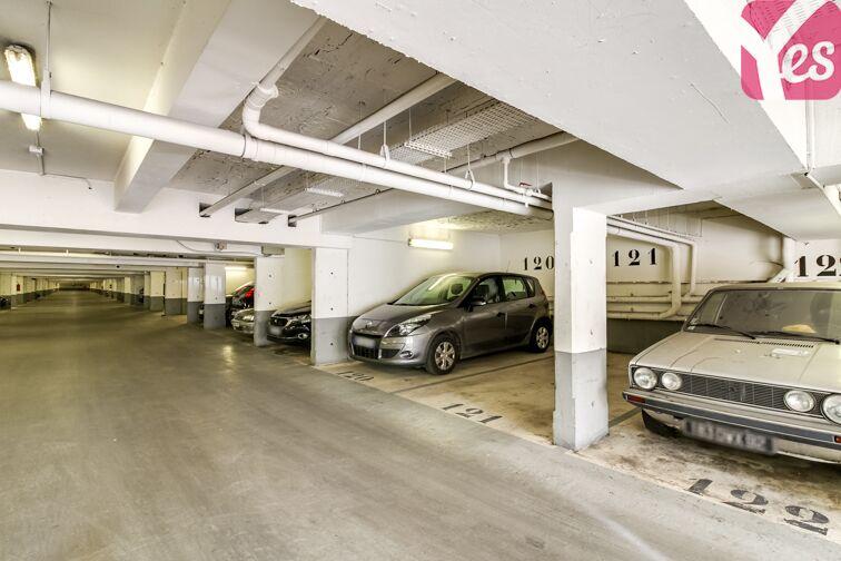 Parking Gare du stade - Colombes avis