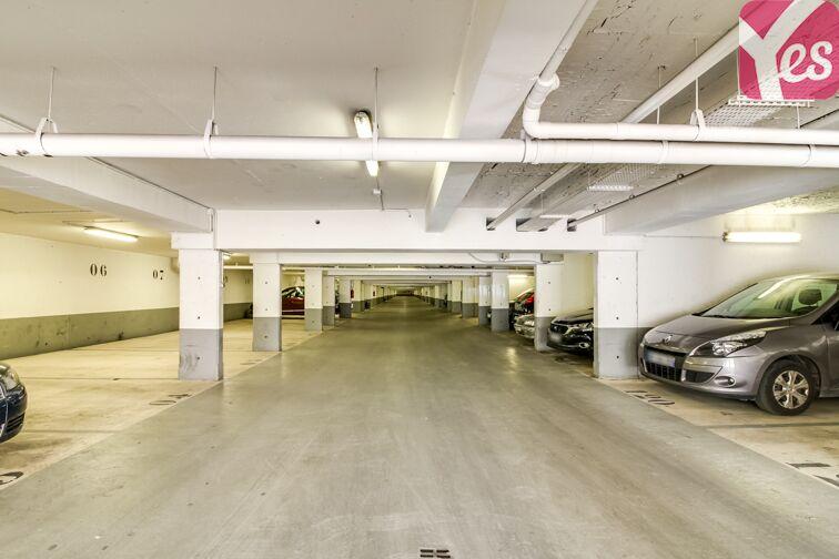 Parking Gare du stade - Colombes 1 rue Jean Jacques Rousseau