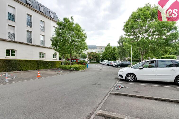 Parking Eglise Cergy - Le Haut Cergy