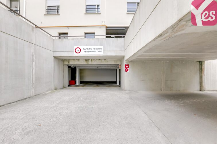 Parking Toulouse - Lautrec 31200