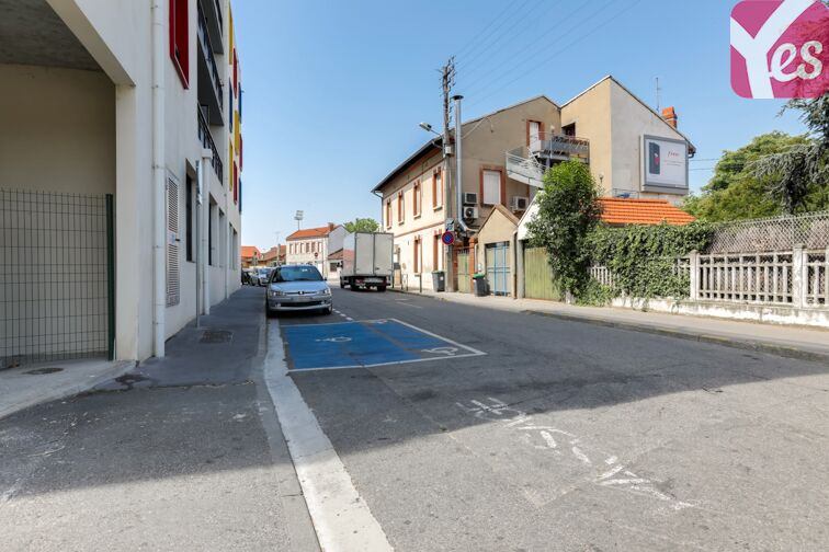 location parking Toulouse - Lautrec