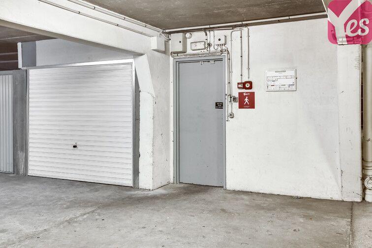 Parking Porte de Saint-Ouen - Emile Zola gardien