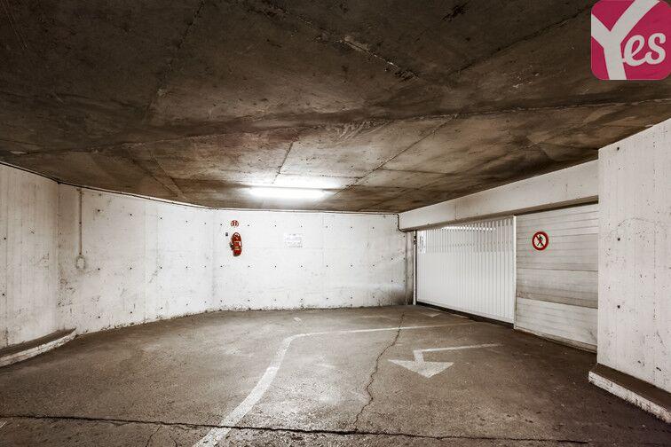 Parking Porte de Saint-Ouen - Emile Zola sécurisé