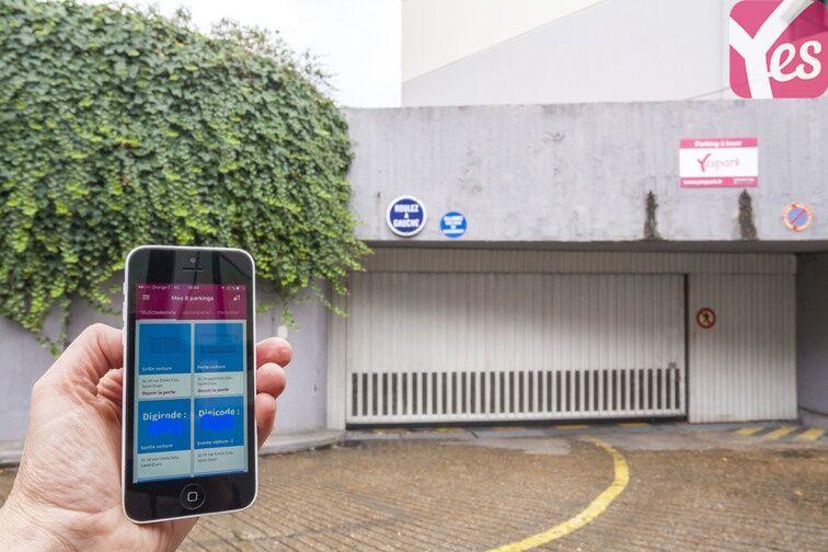 Parking Porte de Saint-Ouen - Emile Zola Saint-Ouen