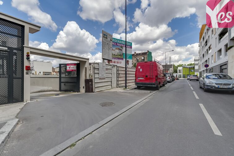 location parking Saint-Denis - Front Populaire