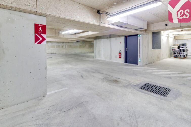 Parking Avenue Jean Jaurès - Ivry-sur-Seine gardien
