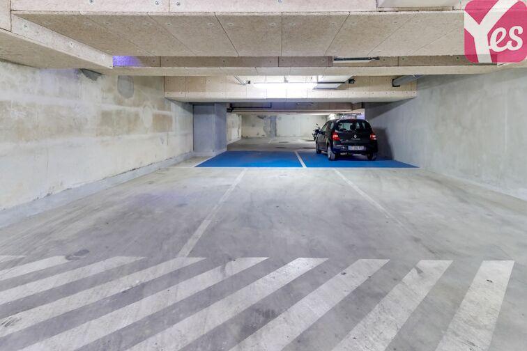 Parking Avenue Jean Jaurès - Ivry-sur-Seine 94200