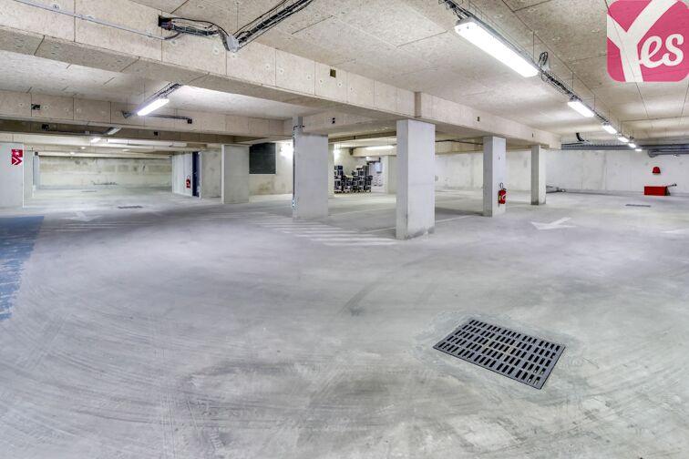 Parking Avenue Jean Jaurès - Ivry-sur-Seine 24/24 7/7