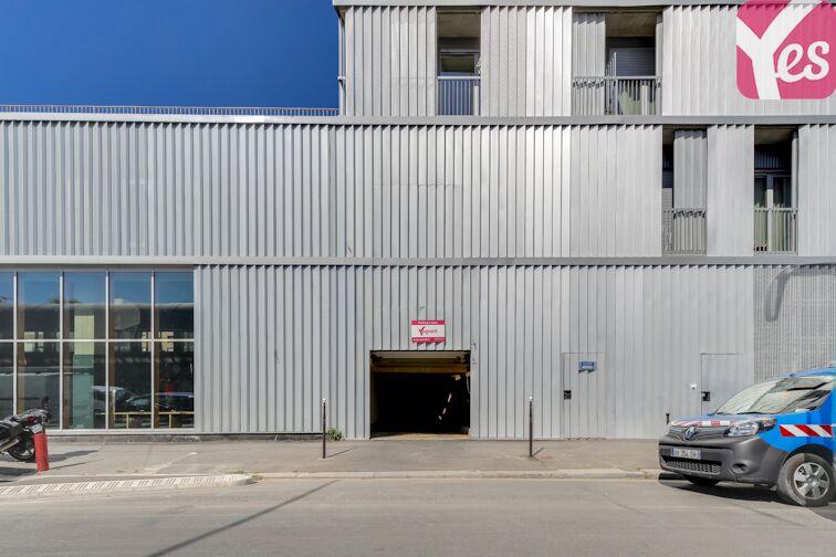 Parking Avenue Jean Jaurès - Ivry-sur-Seine Ivry-sur-Seine
